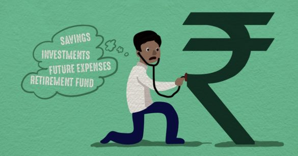 Building good financial health for young professionals