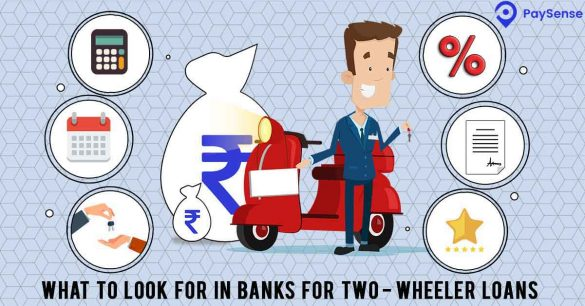 Important Factors you should know about when applying for two-wheeler loans