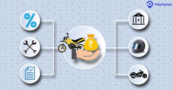 All factors that affect a two-wheeler loan rate