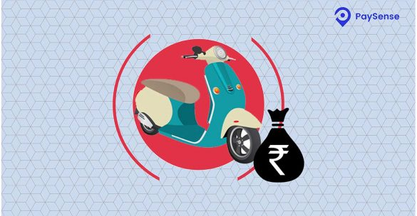 Instant Loan by PaySense is best for two-wheeler loans