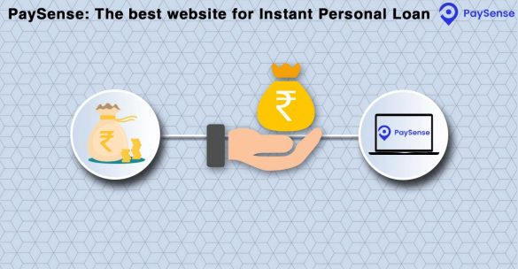 PaySense is the best website for you if you want an instant personal loan